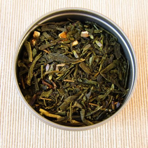 """Tè verde """"Blue Island"""" 100gr."""
