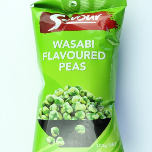Savour piselli al wasabi
