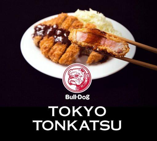 Bulldog salsa Tonkatsu 500ml