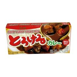 S&B Tasty curry mild 200gr.