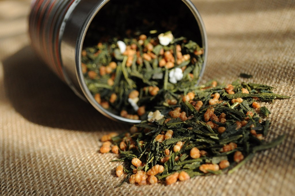 Tè verde ''Genmaicha'' 100gr