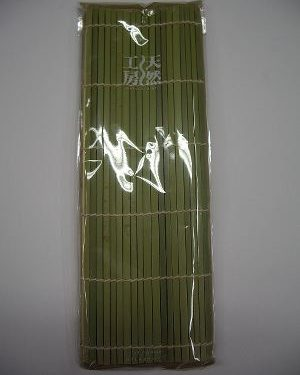 Stuoietta per Makizushi in bambù
