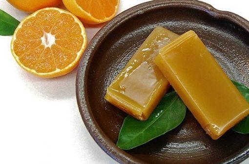 Masui Seika- Yokan Yuzu Citrus 57gr