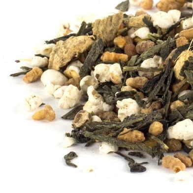 Tè verde ''Magia di fiori giapponesi'' 100gr BIO
