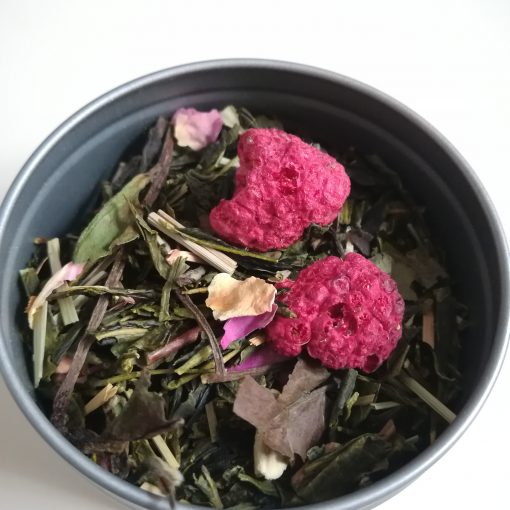 Tè verde - Lady in Pink 100gr