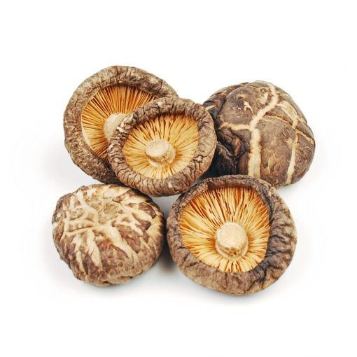 Funghi shiitake secchi 100gr.