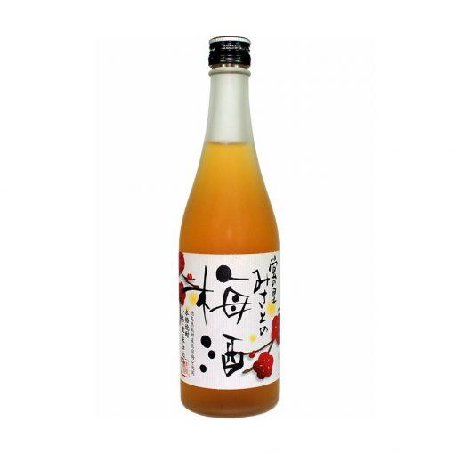 Umeshu 500ml ( Nissin Shuzo Misato)