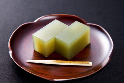 Yokan al tè verde matcha
