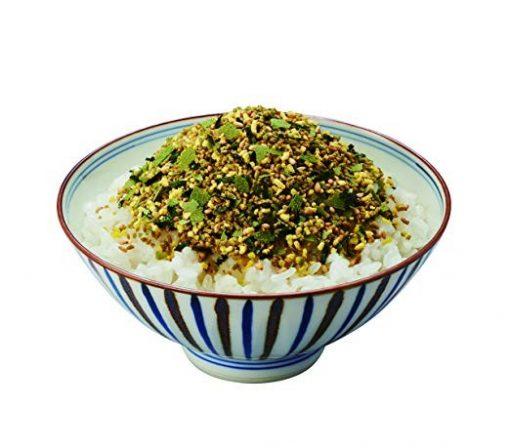 Furikake allo yuzu - condimento per riso