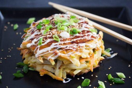 Farina per okonomiyaki