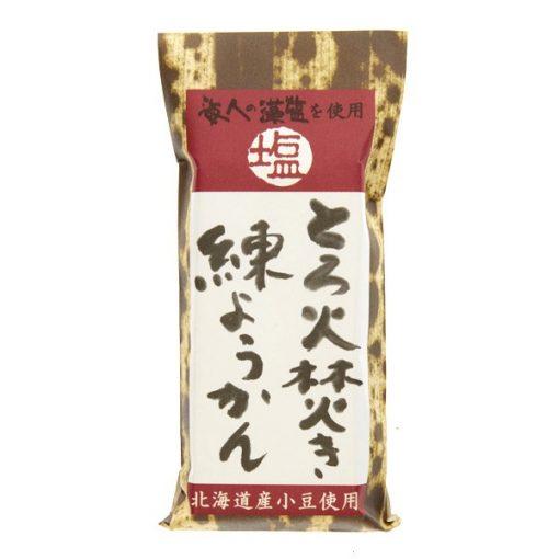 Yokan agli azuki, gusto dolce-salato