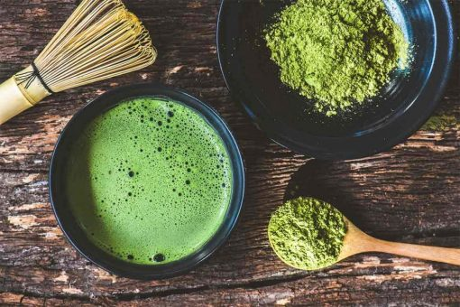 Tè verde Matcha Hayashiya