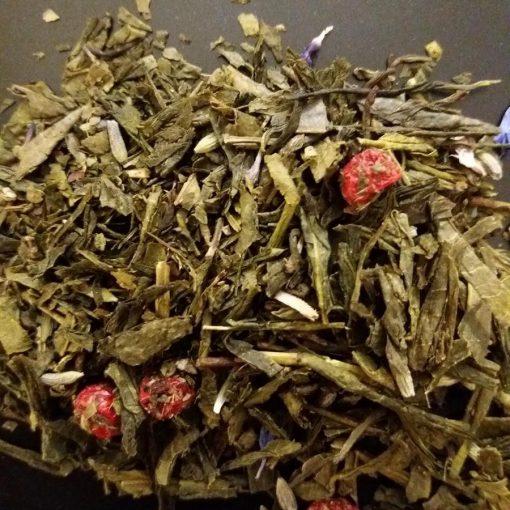 Tè verde Pesca & Lavanda BIO