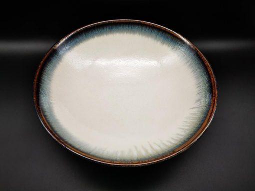 Ciotola da ramen bianca con sakura